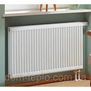 Радиатор стальной Kermi FTV220402301R1K 400x2300 22 тип нижние подключение