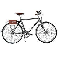 Электровелосипед ROVER Vintage Brushed alu (матовый алюминий)