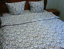 Комплект постельного белья хлопок-голд