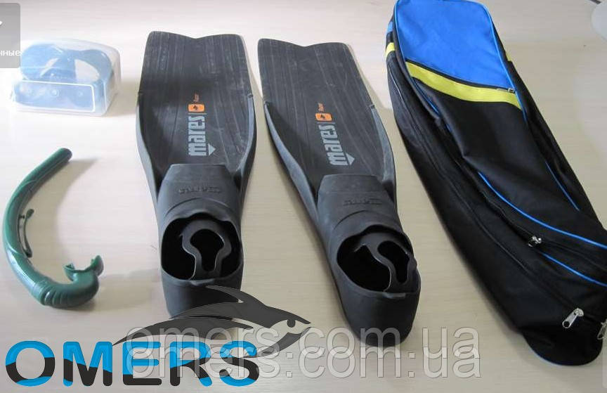 Сумка WGH для длинных ласт и подводного арбалета - OMERS магазин подводного и туристического снаряжения в Харькове