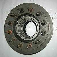 Шків двигуна СМД-31 (в зборі) 8-ми ручейный 31-04С20