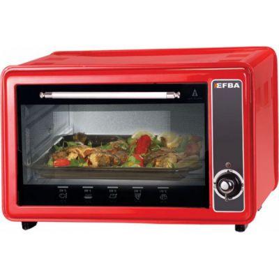 Мини-духовка EFBA 1003 Red (36л.)