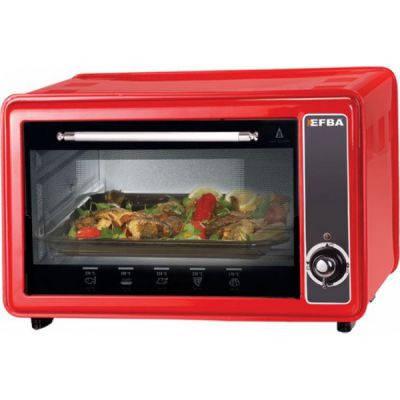 Мини-духовка EFBA 1003 Red (36л.)                 , фото 2