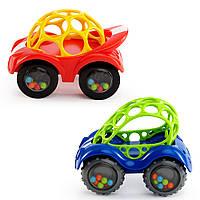 """Развивающая игрушка """"Машинка OBall"""" 2 шт в ассортименте Bright Starts (81510)"""
