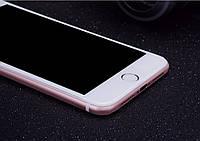CHYI Белое Защитное 2.5D стекло для iPhone 6/6s Plus