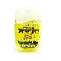 Санитайзер- антибактериальный гель для рук bath & body works ЛИМОН