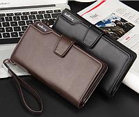 Мужское портмоне-кошелек baellerry черный