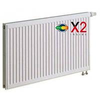 Радиатор стальной Kermi FTV220603001R1K 600x3000 22 тип нижние подключение