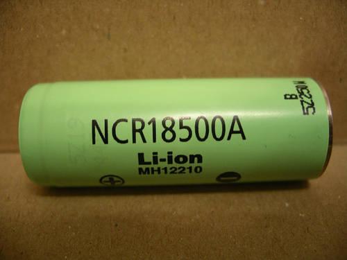 Panasonic NCR18500A 2040 mAh аккумулятор