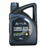 Моторное масло Mobis Hyundai/KIA Turbo SYN Gasoline 5W-30 4 л (05100-00441)