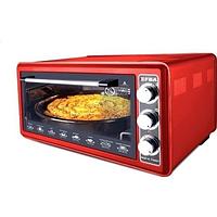 Мини-духовка EFBA 3003T Red (48л. конвекция)