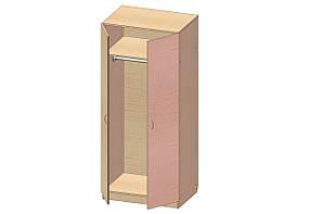 Шафа для одягу До-158 (600*550*1860h)
