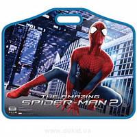 Портфель пластиковий А3+ на липучці, 1 відділ. SPIDER-MAN,  SM14-208K, KITE