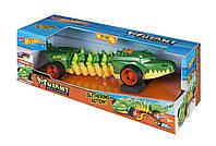 Машина-мутант Toy State Hot Wheels Commander Croc крокодил 32 см со светом и звуком