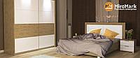 Спальня Верона глянець білий-Сан маріно, фото 1