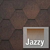 Katepal Jazzi — битумная черепица, гибкая кровля