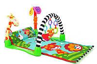 Детский развивающий коврик Сафари фирмы Fitch Baby
