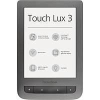 Электронная книга PocketBook 626 Touch Lux3, серый (PB626(2)-Y-CIS)