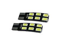 Автомобильные светодиодные лампы iDial. Светодиодная лампа повышенной мощности Canbus 12 led 5730SMD