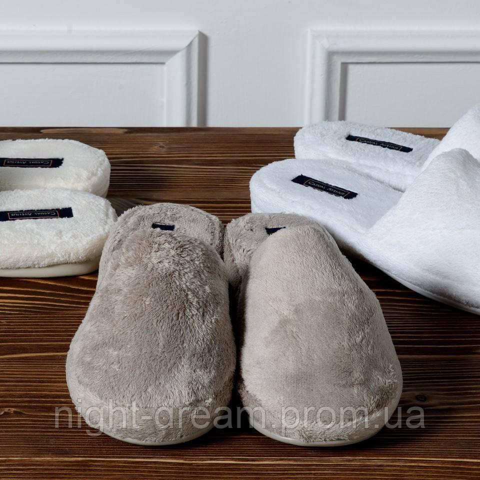 a57c808eab19c Тапочки мужские Pittsburgh от Casual Avenue Warm Gray 40-41 - Постельное  белье в интернет