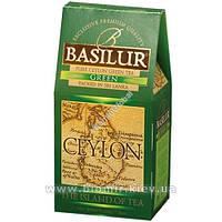 """Чай """"Зеленый"""" Basilur """"Чайный остров Цейлона"""""""
