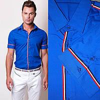 Рубашка с коротким рукавом Time Of Style