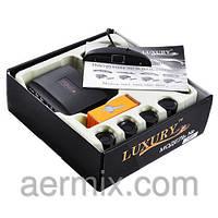Парктроник Luxury 1001, парктроник на 4 датчика Luxury, датчик парковки, парковочный датчик, парктроник 4