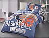 Постельное белье ранфорс полуторка First Choice Basket Турция