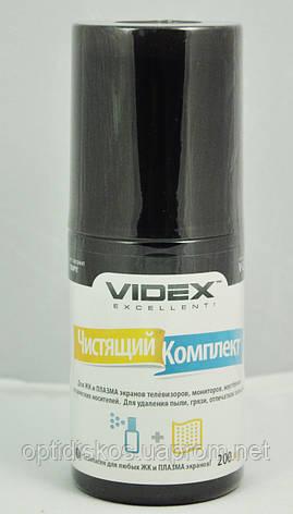 Чистящий набор Videx V-L2028 (салфетка+гель), фото 2