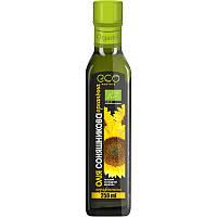 Подсолнечное масло органик холодного отжима Eco-Olio, 250 мл