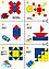 Альбом заданий для игры Сложи узор кубики 3х3см. Методика Никитина. , фото 4