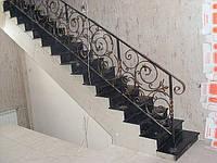Мраморные лестницы в Днепропетровске, Киеве
