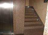 Мраморные лестницы в Днепропетровске, Киеве, фото 4