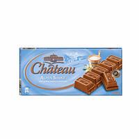 Молочный шоколад  Chateau Alpen Sahne 200 г , фото 1