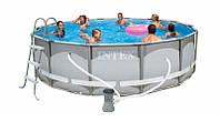 Каркасный бассейн Intex (28310) с фильтр-насосом 427х107 см