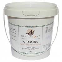 Гассул (рассул), обогащенный 7 травами (марокканская вулканическая глина) ,1 кг,Nectarome