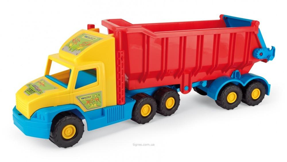 Іграшковий вантажівка Super Truck (36400)