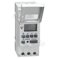 Таймер цифровой недельный  TP8A-16 на 25 ампер