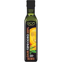 Тыквенное масло холодного отжима Eco-Olio, 250 мл