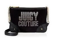 Замшевая сумочка Juicy Couture