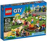 Lego City 60134 Развлечения в парке для жителей города