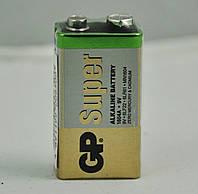 Батарейка GP Alkaline 6LF22 S1 крона, пленка