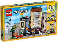 Lego Creator 31065 Домик в пригороде