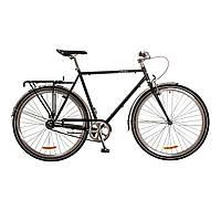 "Велосипед 28"" Dorozhnik URBAN Planetary рама-24 2017 Black (OPS-D-28-072)"