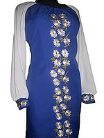 """Жіноче вишите плаття """"Нел"""" (Женское вышитое платье """"Нел"""") PU-0011"""