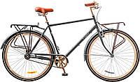 "Велосипед 28"" Dorozhnik COMFORT MALE 2017 рама-22"" серый (OPS-D-28-073)"