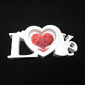 Рамка для фото «Love»
