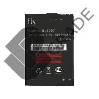 Аккумулятор акб батарея Fly BL4207 (Q110TV) 1000/1350 mAh