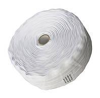 Тесьма шторная - хлопок, 6 см ширина/50м