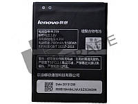 Аккумулятор на Lenovo BL219 (A300T/A388T/A768TA805e/A816/A850 Plus/A880/A889/A890e/A916/S810T/S856), 2500 mAh
